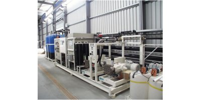 S.K Euromarket - Membrane Filtration - Reverse Osmosis System