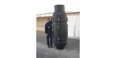 S.K Euromarket - Model Capsule Series - Sewage Treatment Plants - MBBR