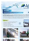 AS-KIPPE Equipment for Flushing of Rainwater Collectors - Brochure