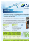 AS-FLOT 1 - 10 Flotation Unit - Brochure