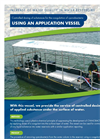 Application Vessel - Brochure