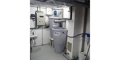 Model AS-GW/AQUALOOP - Compact Greywater Treatment Plants