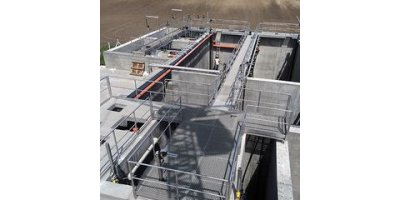 Model AS-VARIOcomp D - (400 – 5,000 PE) Wastewater Treatment Plant