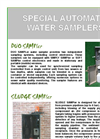 Special Automatic Water Samplers- Brochure
