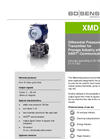 XMD Stainless Steel Sensor for Process, Oil and Gas Industry - Datasheet