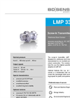 LMP 331i Stainless Steel Sensor for Laboratory, Environmental Industry - Datasheet