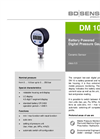 DM 10 Ceramic Sensor for Plant and Mechanical Engineering - Datasheet