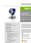 XMP ci Ceramic Sensor Process, Oil and Gas Industry - Datasheet