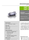 DMP I Stainless Steel Sensor for Laboratory, Environmental Industry - Datasheet