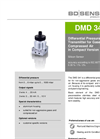 DMD 341 Silicon Sensor for Plant and Mechanical Engineering - Datasheet