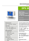 DPS 300 Silicon Sensor for HVAC, Medical - Datasheet