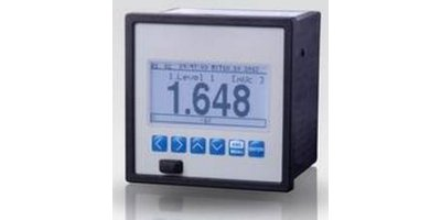 Model CIT 650 - Multichannel Process Display 96 x 96 mm Datalogger and Contacts