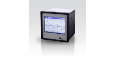 Model CIT 700 - Multichannel Process Display 96 x 96 mm Datalogger, Contacts and Analogue Outputs