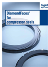 DiamondFace - For Compressor Seals - Brochure