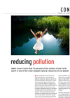 Reducing Pollution - Brochure