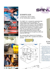 Model S300FX-GX - HEPA / UV Sterilization System Brochure