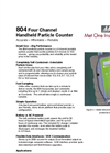 804 Four Channel Datasheet