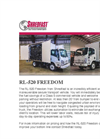Shredfast - RL-520 Freedom - Mobile Collection System - Data Sheet