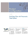 Bulk Bag Filler with Pneumatic Material Feed System Brochure