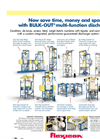 BULK-OUT Multi-function Dischargers - Brochure