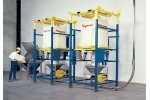 Bulk Bag and Bag Dump Pneumatic Batching/Blending System