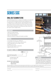 Series SSC Small Self Cleaning Filter Specification Sheet