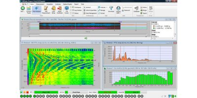 NVGate - Noise and Vibration Software Platform