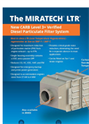 MIRATECH- Model LTR - Diesel Oxidation Catalyst (DOC) Brochure