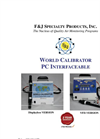 World Calibrator Brochure