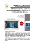 Model DF--EDL-22 (110V) ELITE DIGITAL LIGHT (EDL) Environmental Low Volume Brochure