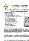 F&J - Model GAS-60810-MHV - Mega High Volume Air Sampler System - Brochure