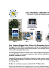 Low Volume Global Air Sampling Systems - Brochure