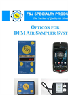 Options for DFM Air Sampler Systems  - Brochure