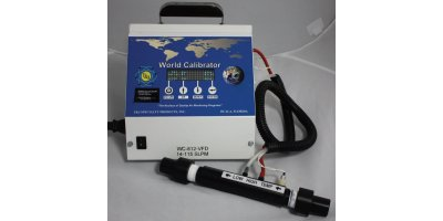 F&J - Model VFD - Version World Calibrator