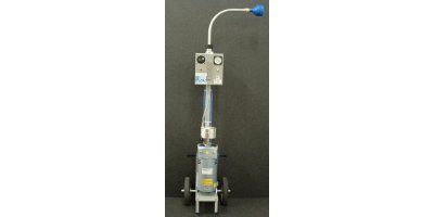 F&J - Model LV-14M - Breathing Zone Low Volume Air Sampler (Gooseneck) (110V)