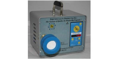 F&J - Model DF-40L-8 - Emergency Response Sampling System