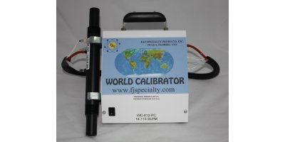 F&J - Model Displayless Version - World Calibrator PC Interfaceable