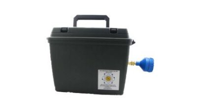 F&J - Model DF-AB-75L-Li - Lithium Ion Powered Emergency Response Air Sampler
