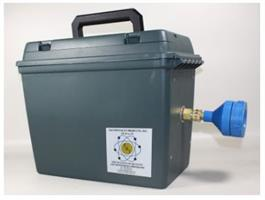 F&J - Model DF-AB-75L-Li - Emergency Response Sampling System