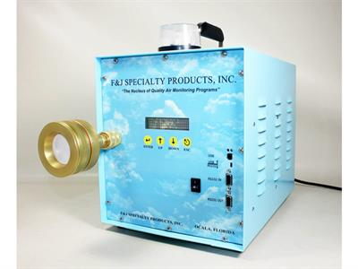 F&J - Model GAS-EDL-300WE - Elite Digital Light (EDL) Global Air Sampling System (200 - 240 VAC)