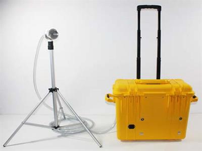 F&J - Model DF-50L-BL-AC - Brushless Emergency Response Sampling System