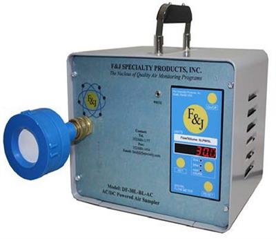 F&J - Model DF-30L-BL-Li - Brushless Emergency Response Sampling System