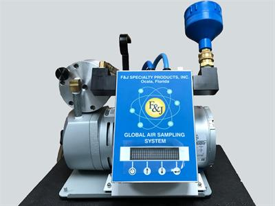 F&J - Model GAS-1E - Global Low Volume Air Sampler (200 - 240 VAC)