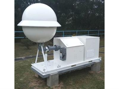 F&J - Model UHV600-45 Series - 10 H.P. System CTBTO Ultra High Volume Air Sampler