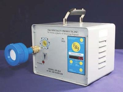 F&J - Model DF-20L-BL-AC - Brushless Emergency Response Sampling System