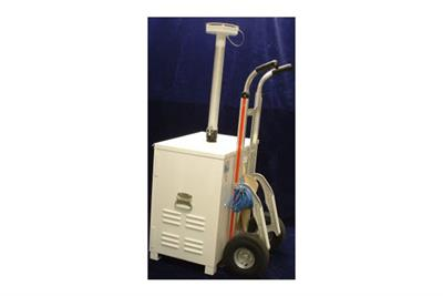 F&J - Model DF-804DT-30HT - High Volume Enzyme Dust Air Sampling System