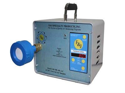 F&J - Model DF-30L-BL-AC - Brushless Emergency Response Sampling System