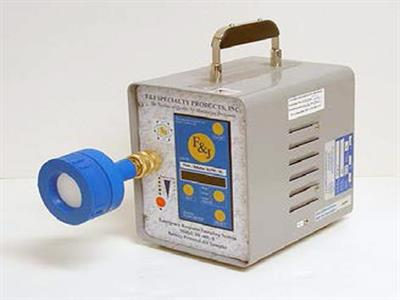 F&J - Model DF-12L-BL-AC - Brushless Emergency Response Sampling System