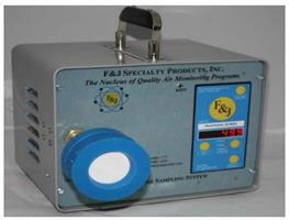 F&J - Model DF-3L-BL-AC - Brushless Emergency Response Sampling System