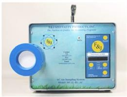 F&J - Model DF-1L-BL-AC - Brushless Emergency Response Sampling System